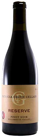 Patricia Green Cellars Pinot Noir Willamette Reserve 2017