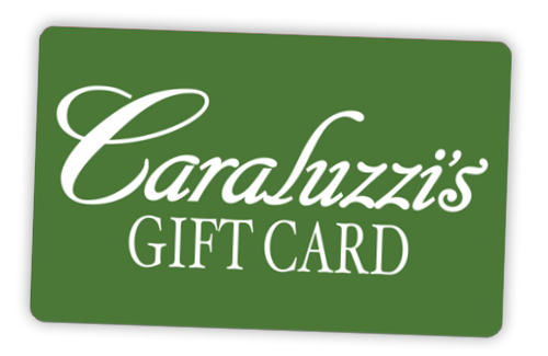 Caraluzzi's Wine and Spirits Gift Card