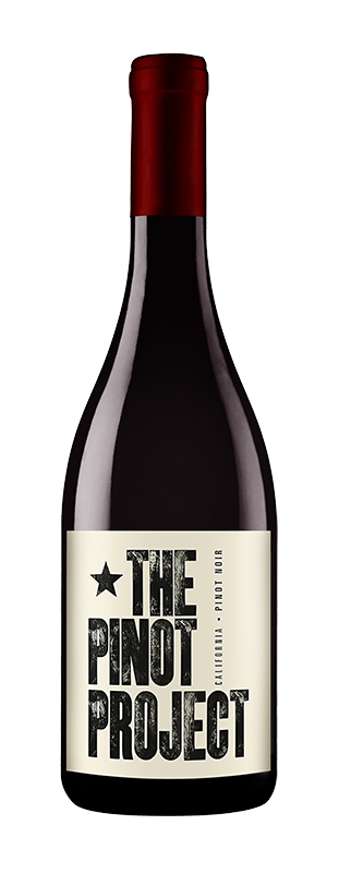 The Pinot Project Pinot Noir Caraluzzi's Wine and Spirits